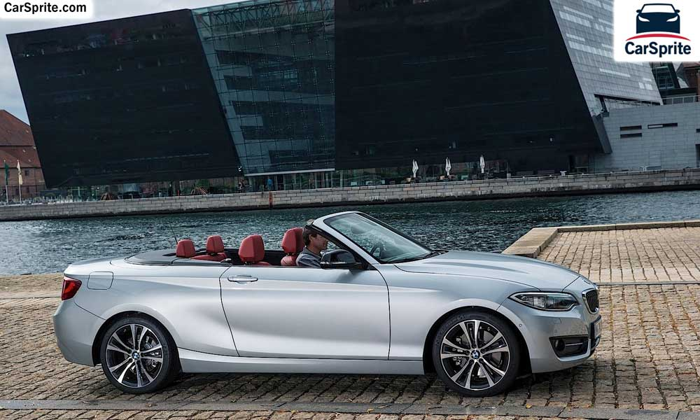 bmw 2 series convertible 2017 prices and specifications in qatar car sprite. Black Bedroom Furniture Sets. Home Design Ideas