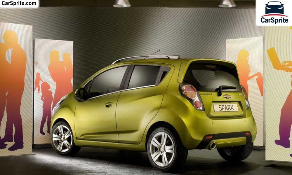 Chevrolet Spark Electric Car Specifications