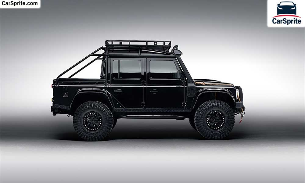 Land Rover Defender 2017 Prices And Specifications In
