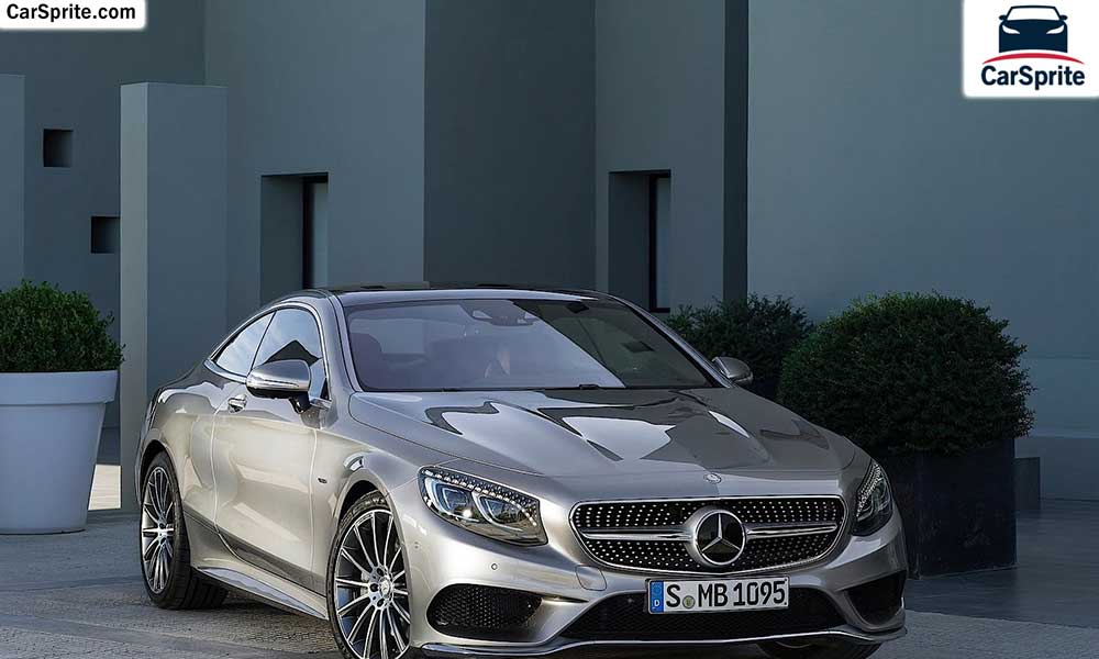 Mercedes benz s 63 amg coupe 2017 prices and for Mercedes benz qatar