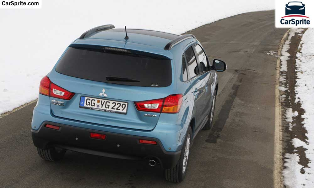 Mitsubishi Asx 2017 Prices And Specifications In Qatar