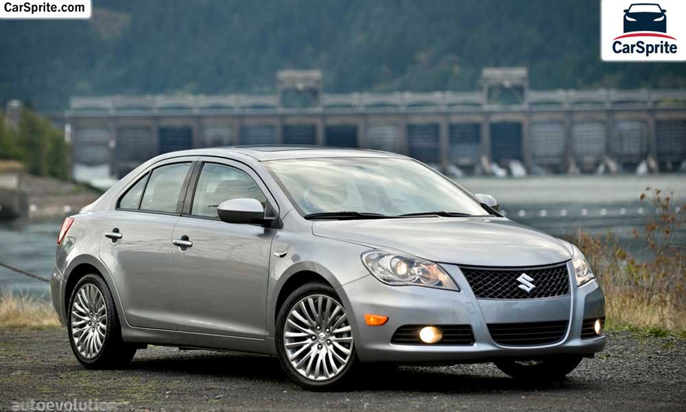 Suzuki Kizashi 2017 prices and specifications in Qatar ...