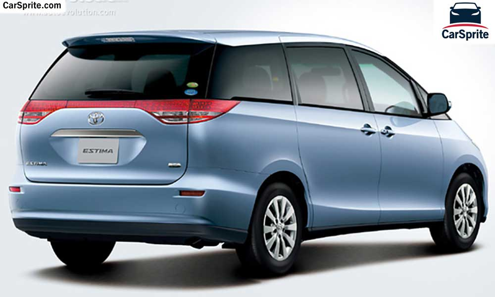 Toyota Previa 2017 Prices And Specifications In Qatar