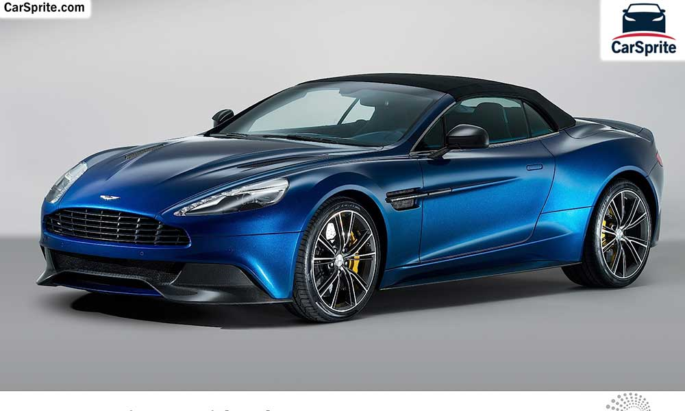 Aston Martin Vanquish Volante 2018 Prices And Specifications In