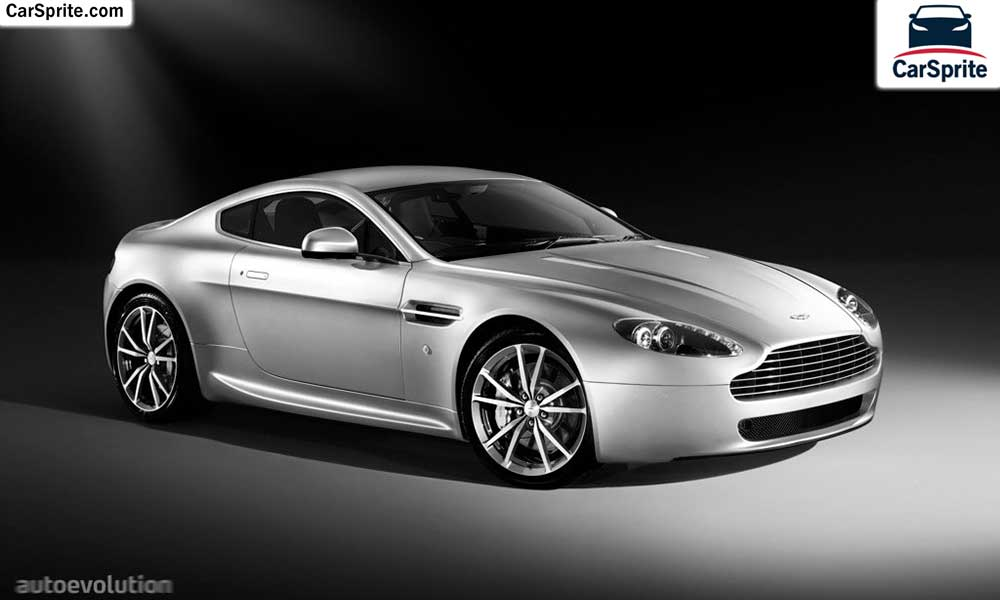 Aston Martin Vantage 2018 prices and specifications in Qatar | Car Sprite