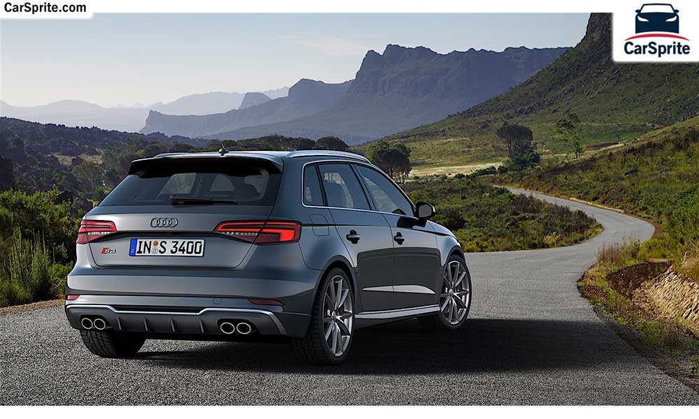 audi s3 sportback 2018 prices and specifications in qatar. Black Bedroom Furniture Sets. Home Design Ideas