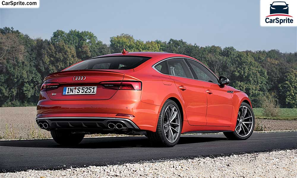 audi s5 sportback 2017 prices and specifications in qatar car sprite