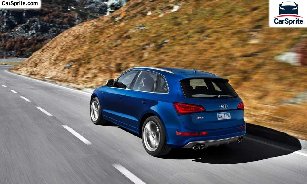 Audi SQ5 2018 Prices And Specifications In Qatar