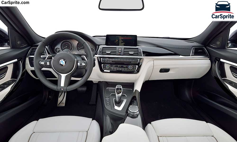 BMW 3 Series 2018 prices and specifications in Qatar | Car