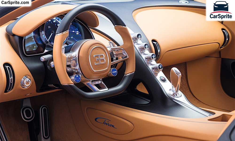 Bugatti Chiron 2019 Prices And Specifications In Qatar