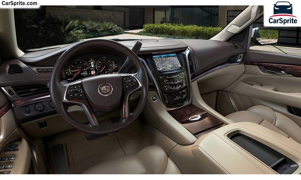escalade cadillac prices oman qatar uae specifications sprite carsprite