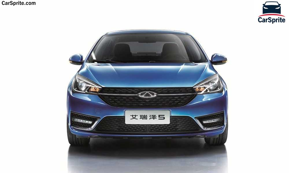 Chery Arrizo 5 2018 prices and specifications in Qatar | Car Sprite