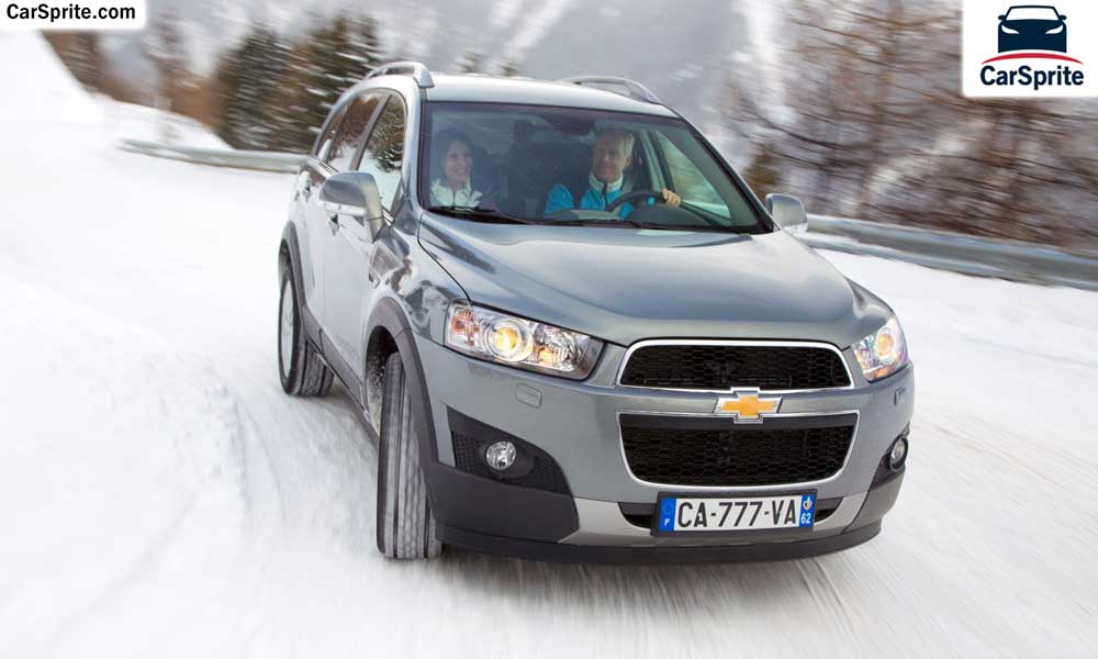 Chevrolet Captiva 2018 Prices And Specifications In Qatar Car Sprite