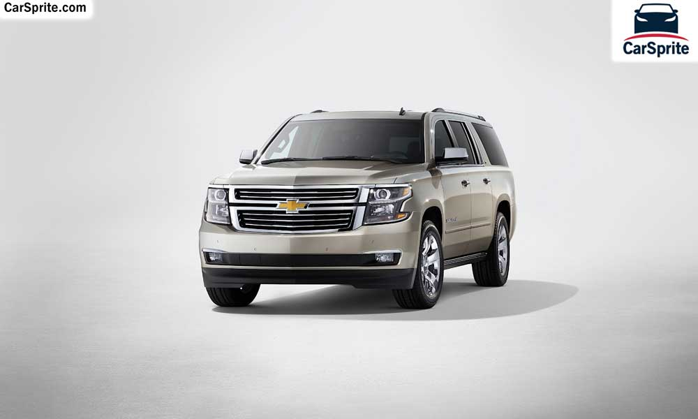 Chevrolet Suburban 2018 prices and specifications in Qatar | Car Sprite