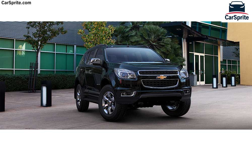 Chevrolet Trailblazer 2019 Prices And Specifications In Qatar