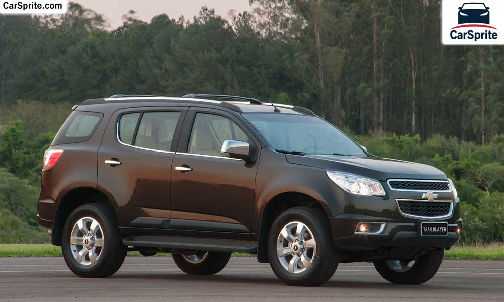 Chevrolet Trailblazer 2017 Prices And Specifications In Qatar Car