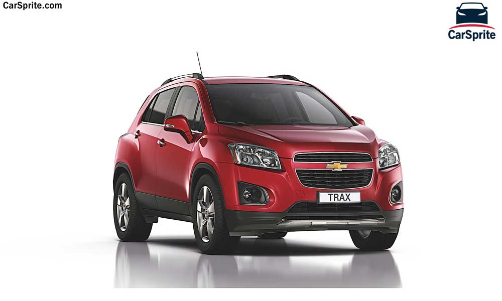Chevrolet Trax 2018 prices and specifications in Qatar | Car Sprite