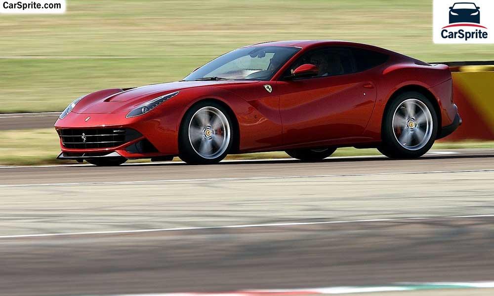 Ferrari F12 Berlinetta 2019 Prices And Specifications In Qatar Car