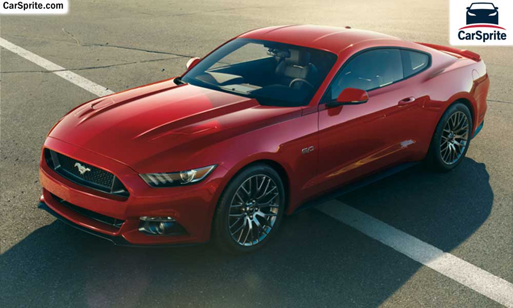Ford Mustang 2018 prices and specifications in Qatar | Car Sprite