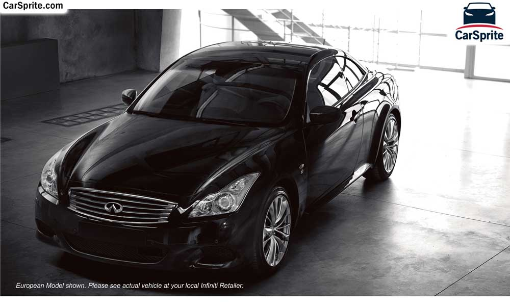 infiniti q60 convertible 2017 prices and specifications in qatar car sprite. Black Bedroom Furniture Sets. Home Design Ideas