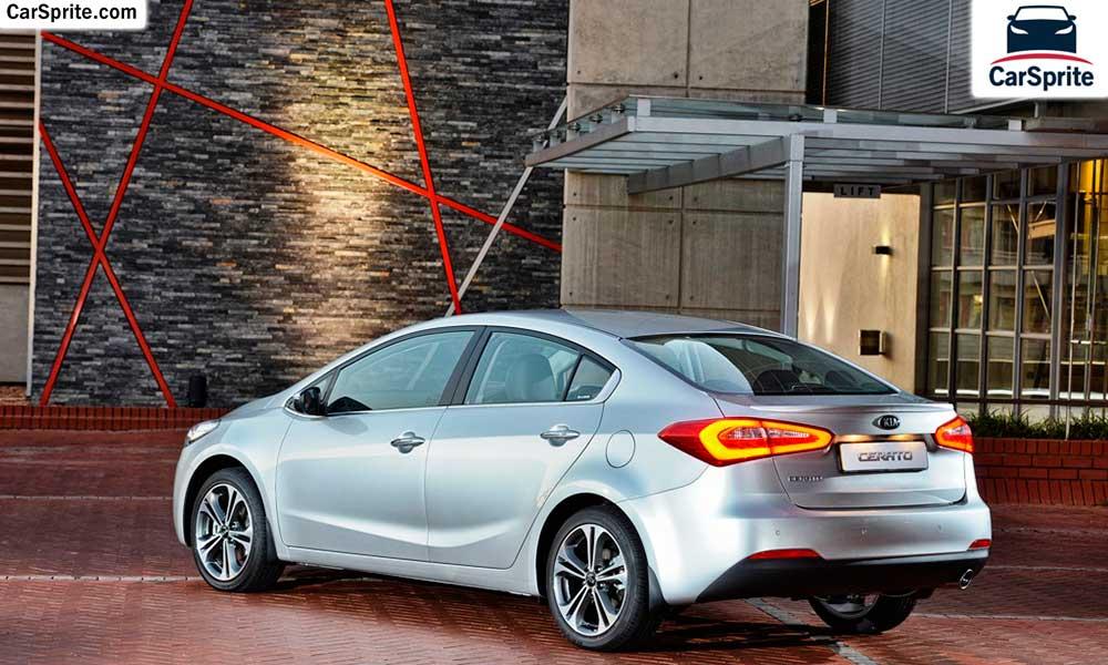 Kia Cerato 2017 Prices And Specifications In Qatar Car Sprite