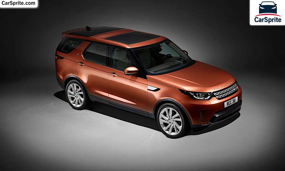 Land Rover Discovery 2019 prices and specifications in Qatar | Car Sprite