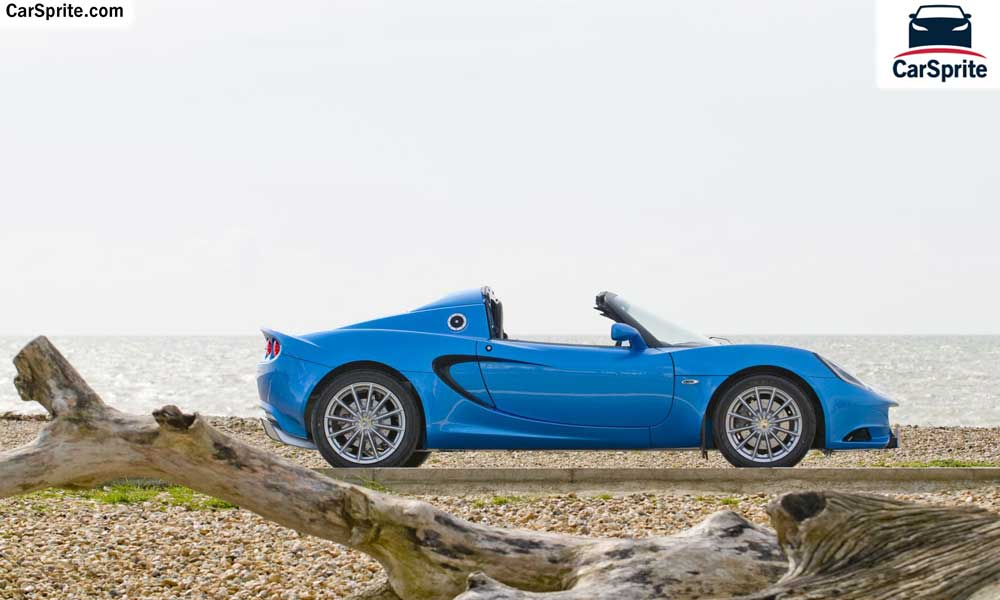Lotus Elise 2019 prices and specifications in Qatar | Car Sprite