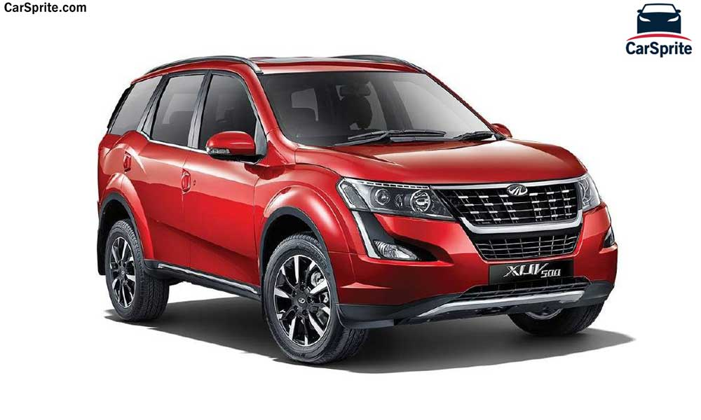 Mahindra XUV500 2018 prices and specifications in Qatar | Car Sprite