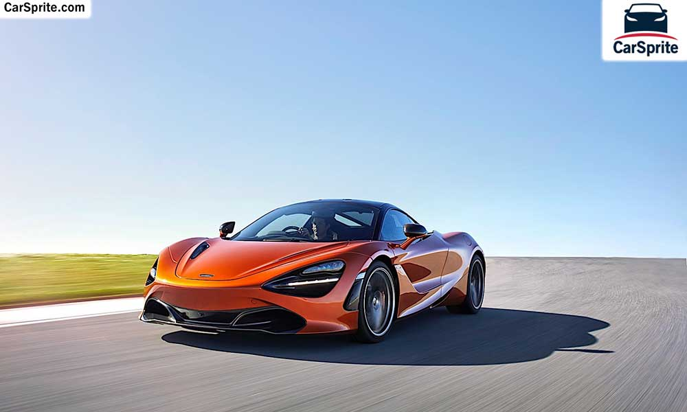 McLaren 720S 2019 prices and specifications in Qatar | Car Sprite