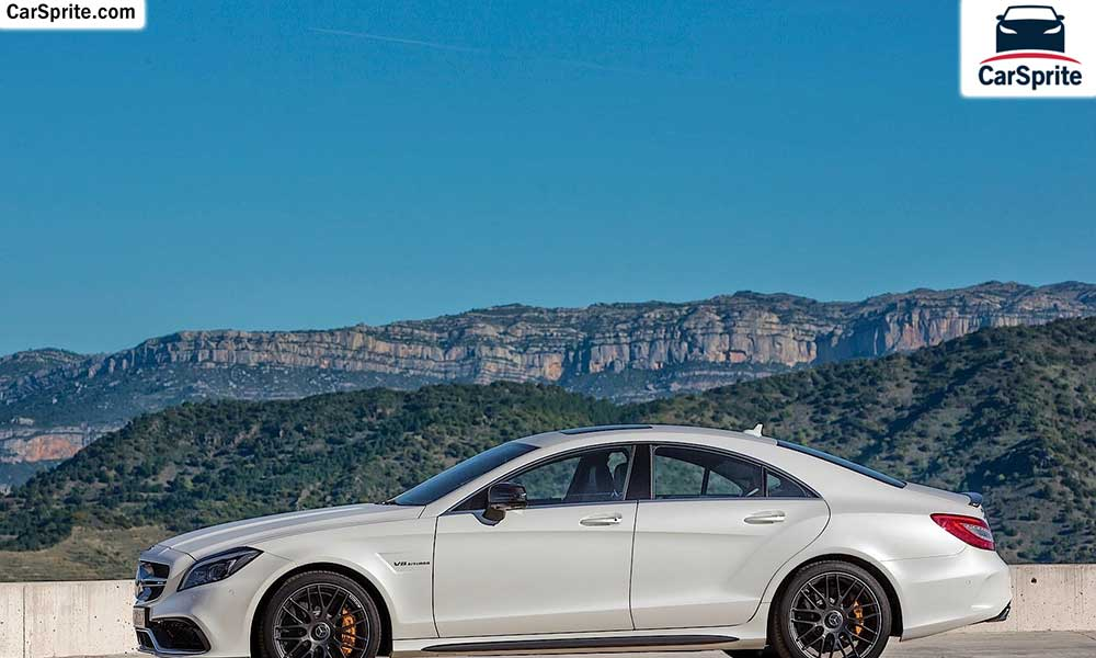 Mercedes benz cls 63 amg 2017 prices and specifications in for Mercedes benz qatar