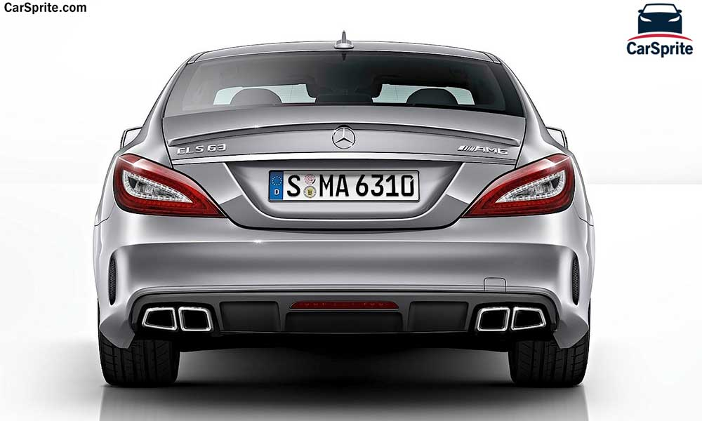 Mercedes Benz CLS 63 AMG 2018 prices and specifications in ...
