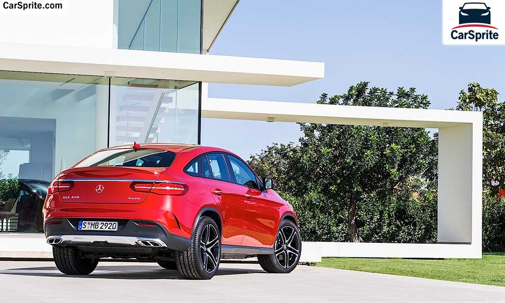 Mercedes benz gle coupe 2017 prices and specifications in for Mercedes benz qatar