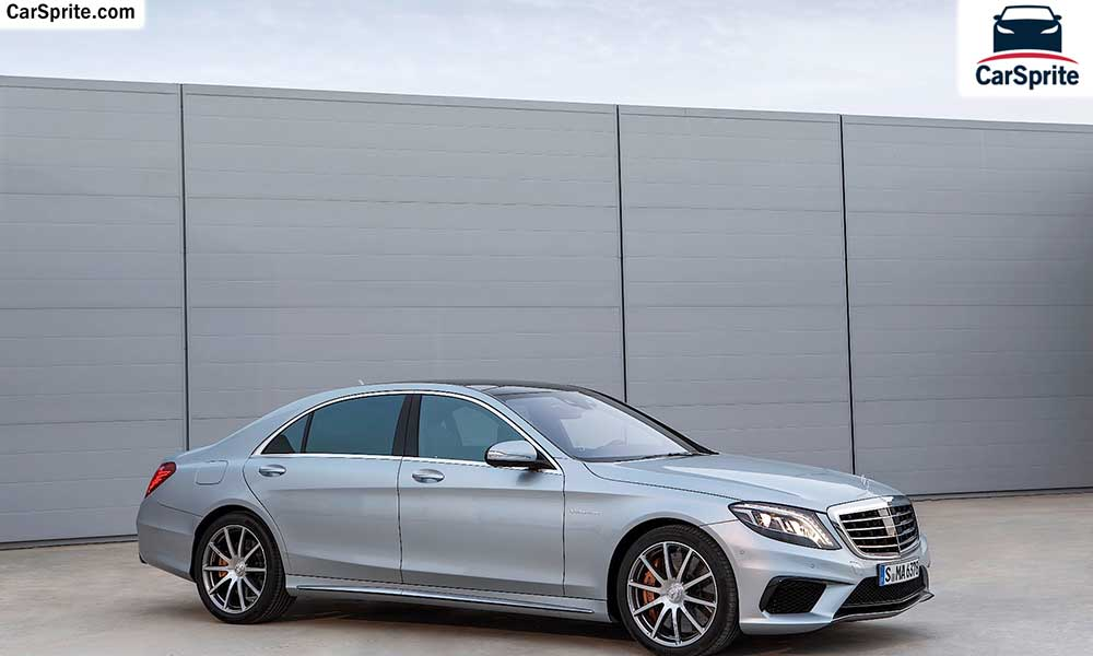 Mercedes benz s 63 amg 2018 prices and specifications in for Mercedes benz qatar