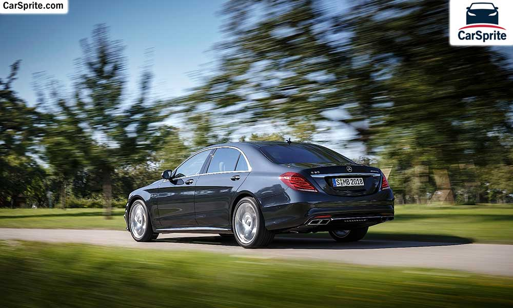 Mercedes benz s 65 amg 2018 prices and specifications in for Mercedes benz qatar