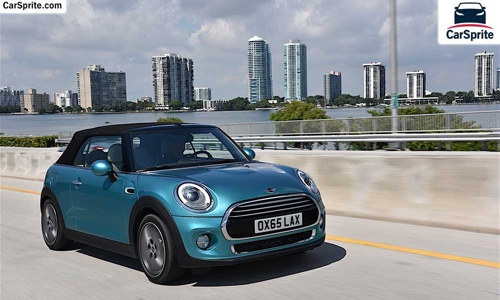 Mini Convertible 2018 prices and specifications in Qatar | Car Sprite