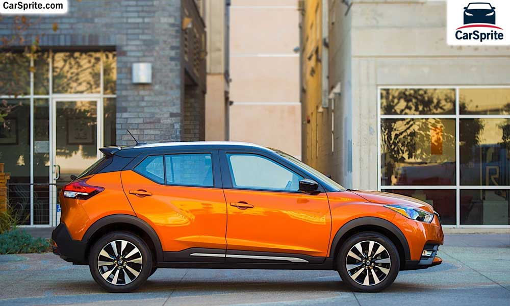 Nissan Kicks 2018 prices and specifications in Qatar | Car