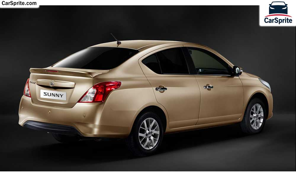 Lexus Oman Nissan Sunny 2017 Prices And Specifications In