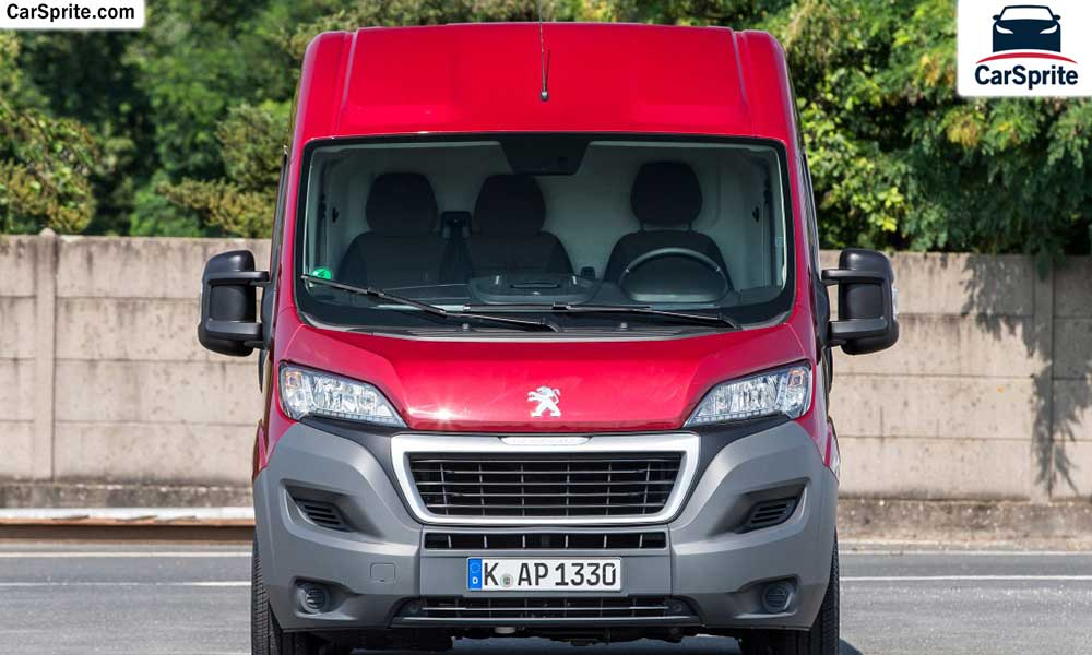 peugeot boxer 2017 prices and specifications in qatar car sprite. Black Bedroom Furniture Sets. Home Design Ideas