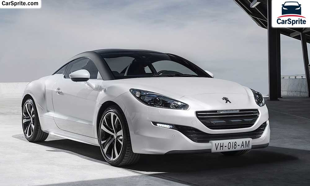 Peugeot RCZ 2019 prices and specifications in Qatar | Car Sprite