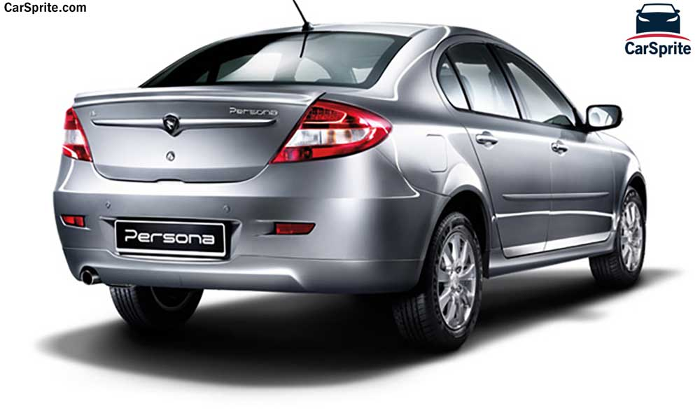 Proton Persona 2019 prices and specifications in Qatar | Car Sprite