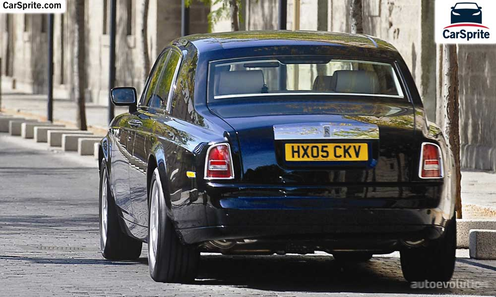 Rolls Royce Phantom 2018 prices and specifications in ...