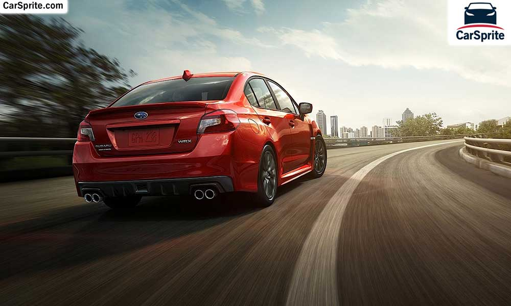 Wrx Cvt 0 60 >> Subaru WRX 2018 prices and specifications in Qatar | Car Sprite