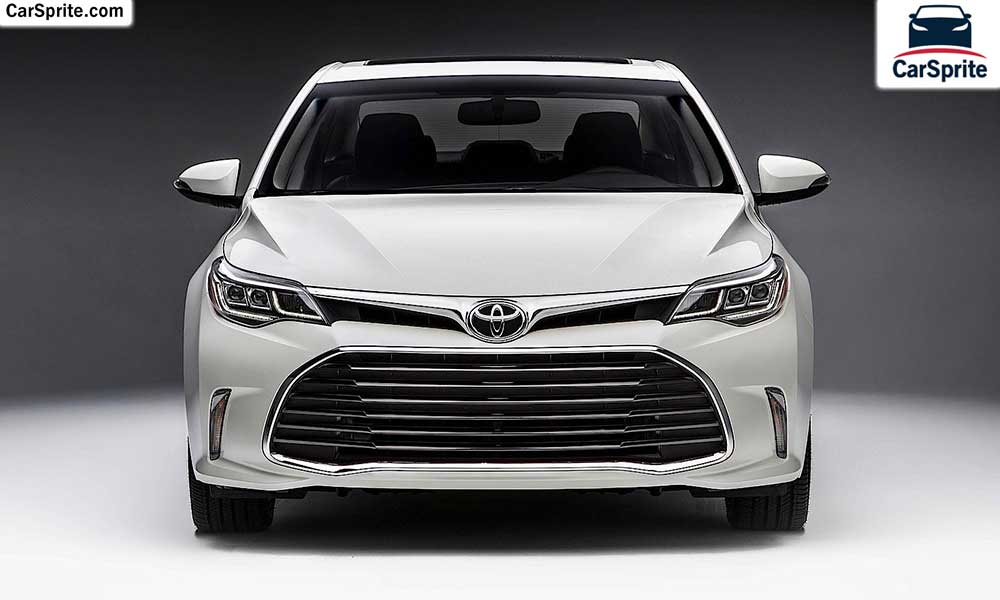 Toyota Avalon 2017 prices and specifications in Qatar | Car Sprite