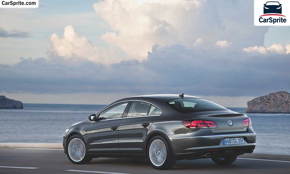 Volkswagen CC 2018 prices and specifications in Qatar | Car Sprite