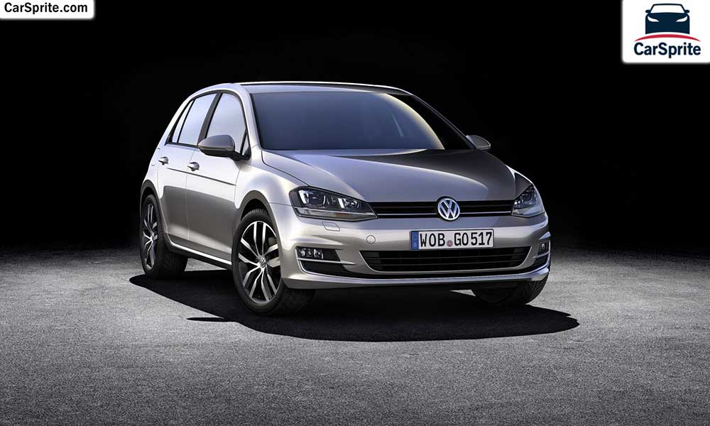 Volkswagen Golf 2018 prices and specifications in Qatar | Car Sprite