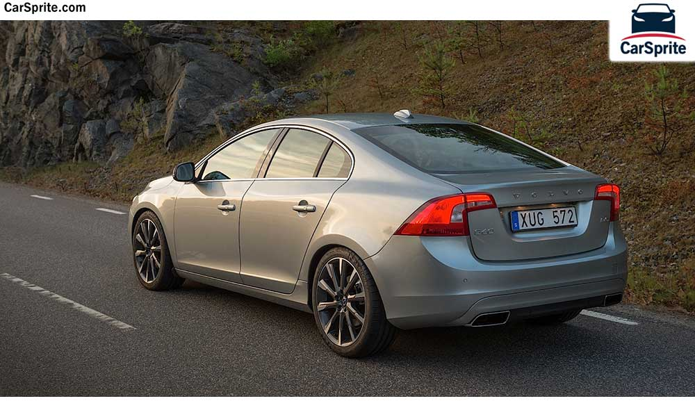 Volvo S60 2018 prices and specifications in Qatar | Car Sprite