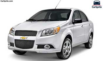 Chevrolet Aveo 2019 prices and specifications in Qatar | Car Sprite