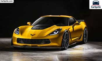 Chevrolet Corvette 2019 prices and specifications in Qatar | Car Sprite