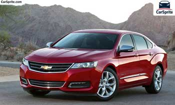 Chevrolet Impala 2019 prices and specifications in Qatar | Car Sprite