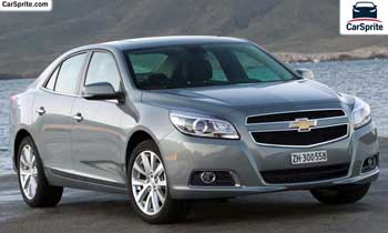 Chevrolet Malibu 2019 prices and specifications in Qatar | Car Sprite